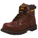 "Caterpillar Men's 2nd Shift 6"" Steel Toe Boot Review"