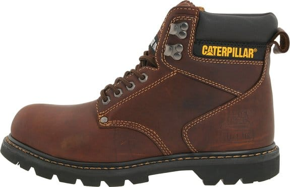 Caterpillar-Men's-2nd-Shift 6-Steel-Toe-Boot-Side-View2