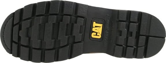 Caterpillar-Men's-2nd-Shift 6-Steel-Toe-Boot-Sole-View