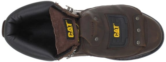 Caterpillar-Men's-Assault-Work-Boot-Top-View