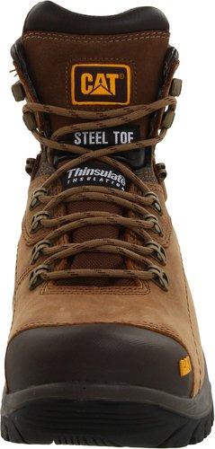 Caterpillar-Men's-Diagnostic-Steel-Toe-Waterproof-Boot-Front-View