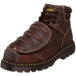Dr. Martens Men's Ironbridge MG ST Steel-Toe Met Guard Boot Review