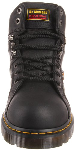Dr.-Martens-Men's-Ironbridge-Steel-IM-Boot-Front-View