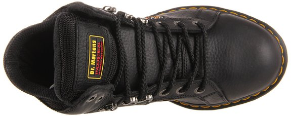 Dr.-Martens-Men's-Ironbridge-Steel-IM-Boot-Top-View