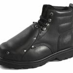 Rhino Men's 6MS01 Electric Hazard Metatarsal Leather Work Boot