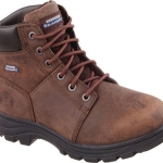 Skechers for Work Men's Workshire Relaxed Fit Work Boot Review