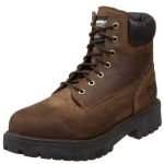 "Timberland PRO Men's 6"" Waterproof Steel Toe Boot Review"