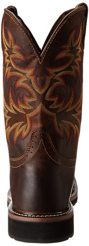 Justin-Original-Work-Boots-Men's-Stampede-Pull-On-Square-Toe-Work-Boot-View7