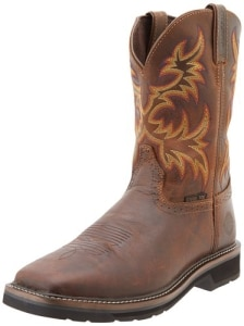 Justin-Original-Work-Boots-Men's-Stampede-Steel-Toe-Square-Toe-Work-Boot-View6