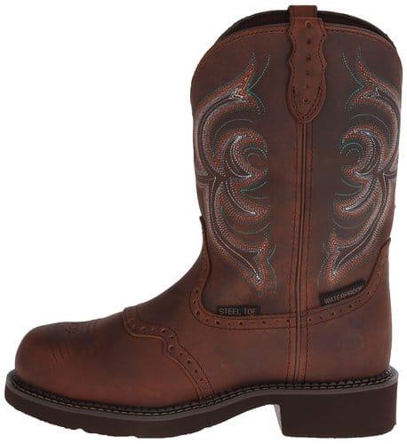 Justin-Women's-Gypsy-Waterproof-Work-Boot-Round-Steel-Toe-View6