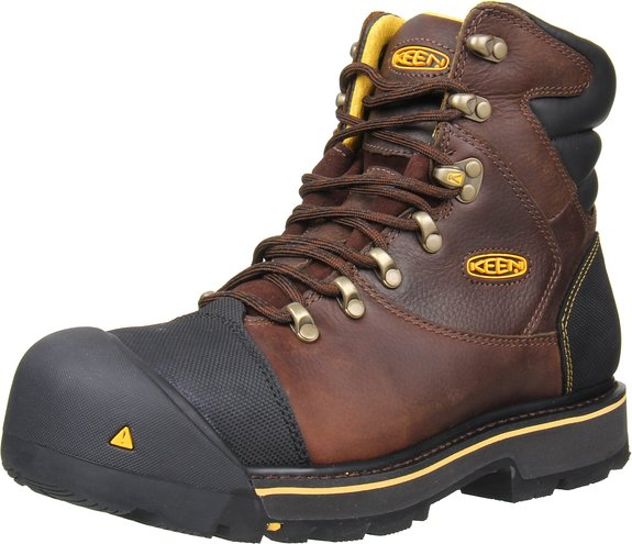095484b656f Keen Utility Men's Milwaukee 6-Inch Steel Toe Work Boot Review ...