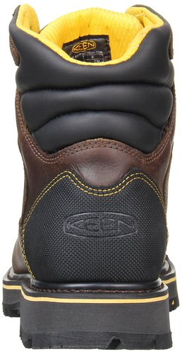 7d83f9369b Keen Utility Men's Milwaukee 6-Inch Steel Toe Work Boot Review ...