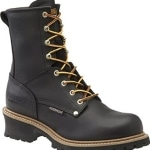 "Men's Carolina® 8"" Steel Toe Loggers Boot Review"