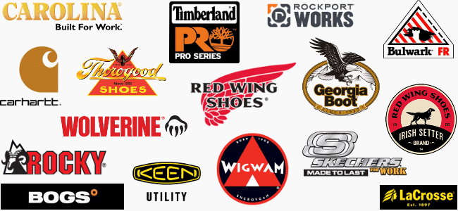 Good work boot brands
