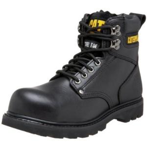 Caterpillar Men's 2nd Shift Steel Toe Boot