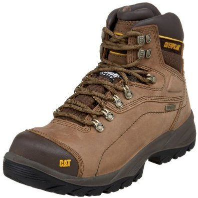 Caterpillar Men S Diagnostic High Cut Soft Toe Waterproof
