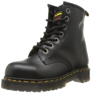 Dr Martens Men's Icon Industrial Strength Steel Toe Boot