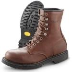Men's Carolina 8 Steel Toe EH Work Boots