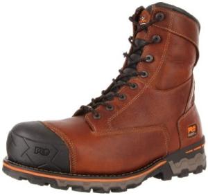 Timberland PRO Men's Boondock Waterproof ST Work Boot