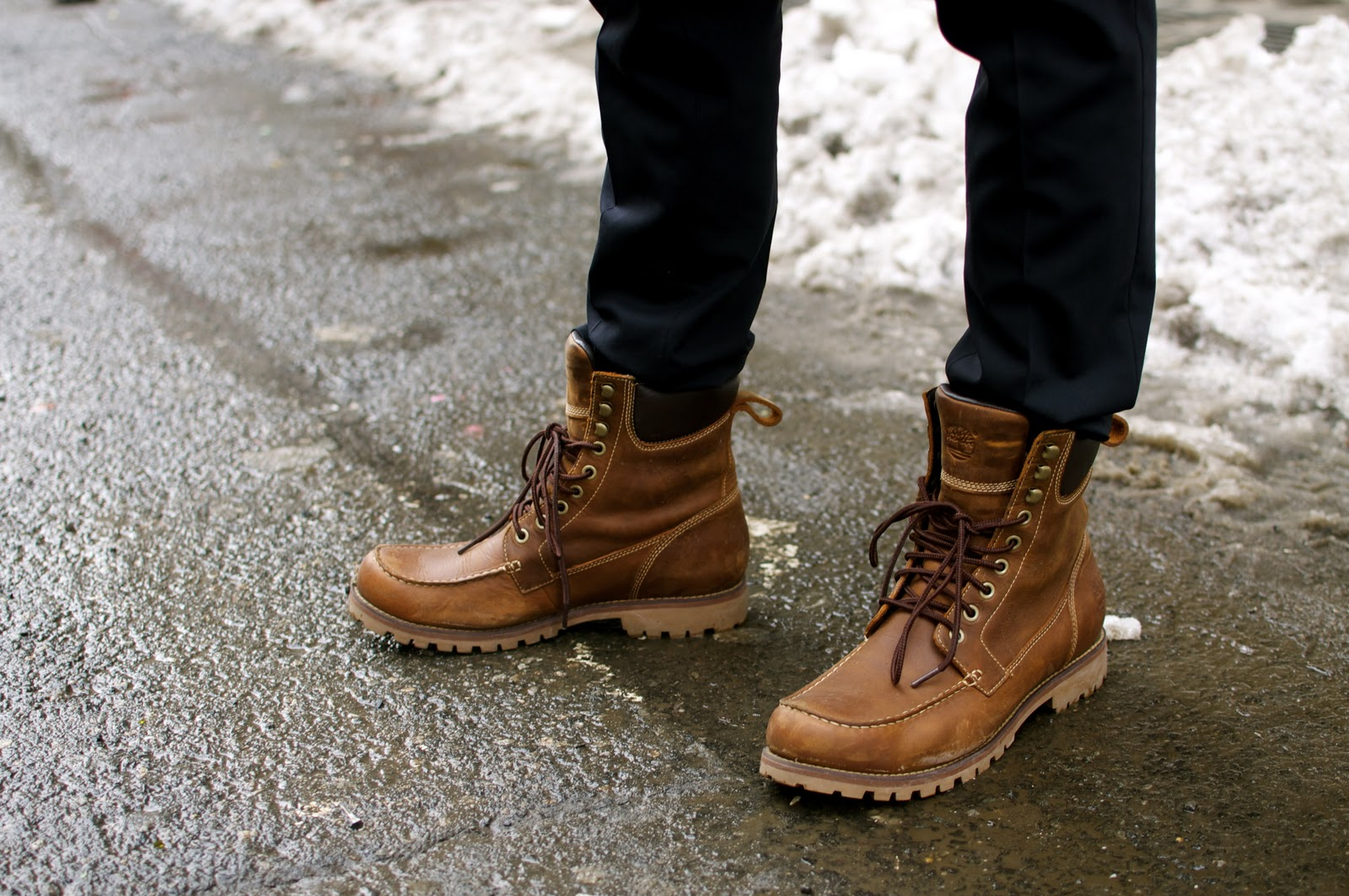 Lightweight Work Boots for Men