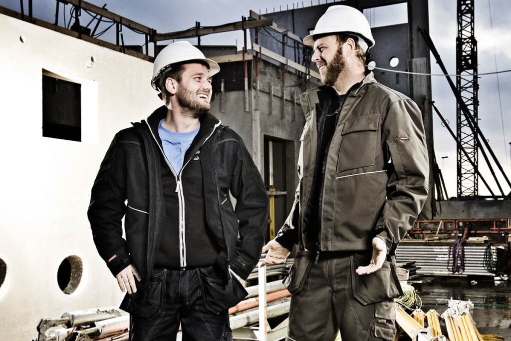 Workwear For Construction