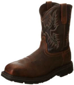 Ariat Men's Sierra Wide Square Toe Steel Toe Puncture Resistant Work Boot-9