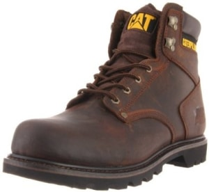 Caterpillar Men's 2nd Shift 6 Plain Soft Toe Boot-1