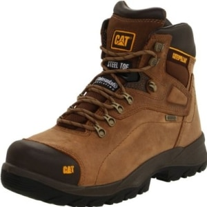 Caterpillar Men's Diagnostic Steel-Toe Waterproof Boot-1