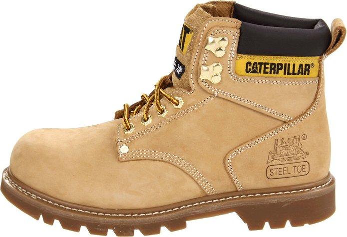 Caterpillar Men's Second Shift ST Work Boot-5