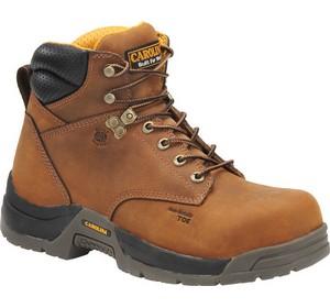 Broad Toe Steel Toed Boots