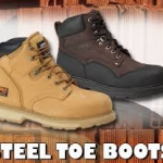Buying Tips: Steel Toed Boots