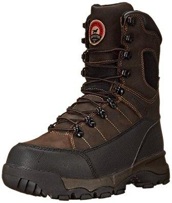 Irish Setter Men's 83820 9″ Non-Metallic Toe Work Boot