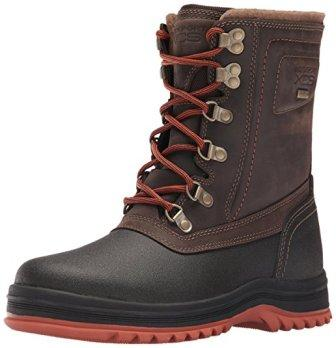 Rockport Men's World Explorer Waterproof High Snow Boot
