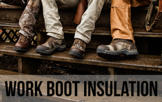 Insulated Work Boots