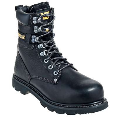 Caterpillar Mens Indiana Steel Toe Boot Work Wear