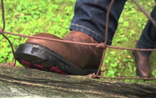Pull on Work Boots for Men