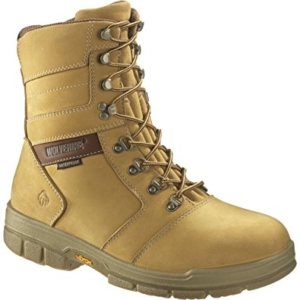 Men's Wolverine 8 inch Barkley WaterproofInsulated Steel Toe EH Boot