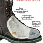 Top 5 Carolina Metatarsal Work Boots Reviewed!