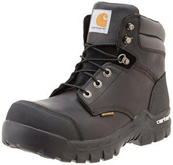 Carhartt Men's CMF6371 Rugged Flex Six-Inch Waterproof Work Boot