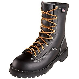 e46dbc93a3815 Top 10 Best Logger Work Boots in 2019 - Ultimate Guide