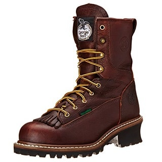 da2afe8c7ed Top 10 Best Logger Work Boots in 2019 - Ultimate Guide