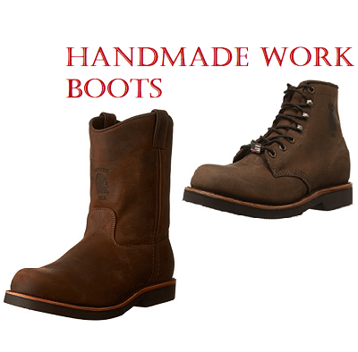 f07312a440e Top 10 Handmade Work Boots in 2019 - Complete Guide