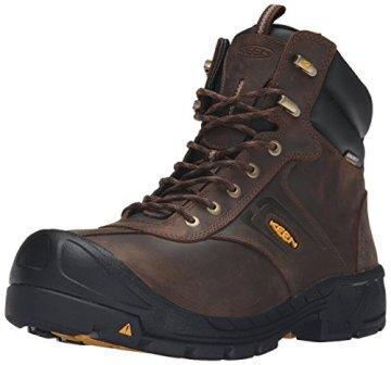 867060fbe3c Top 10 Best Waterproof Work Boots for Men in 2019