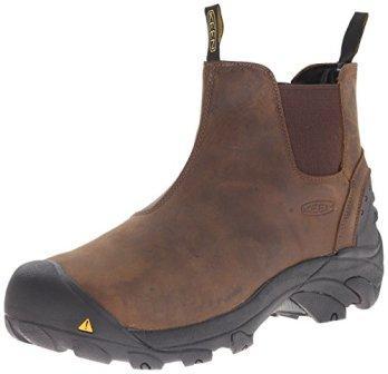 KEEN Utility Men's Detroit Slip On Work Boot