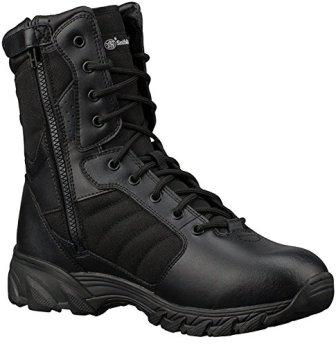 9cc7f29398965 These are the most Smith & Wesson Breach 2.0 Men's Tactical Side-Zip Boots