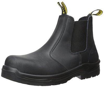 Stanley Men's Dredge Steel-Toe Work Boot (Top Pick)