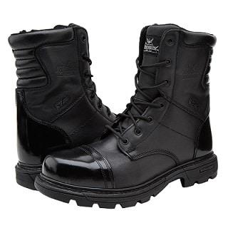 "cca99cb7180 Thorogood Men's 8"" Side Zip Jump Boot Gen-flex - Work Wear"