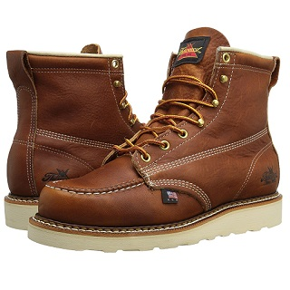 a28ea4c9080 Top 10 Best Thorogood Work Boots In 2019 – Guide & Reviews