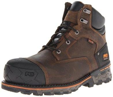 Timberland PRO Boondock Waterproof Non-Insulated Work Boot