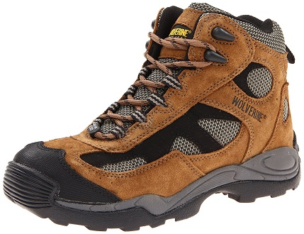 3078acb2727 Top 10 Best Work Boots for Plantar Fasciitis in 2019 - Complete Guide
